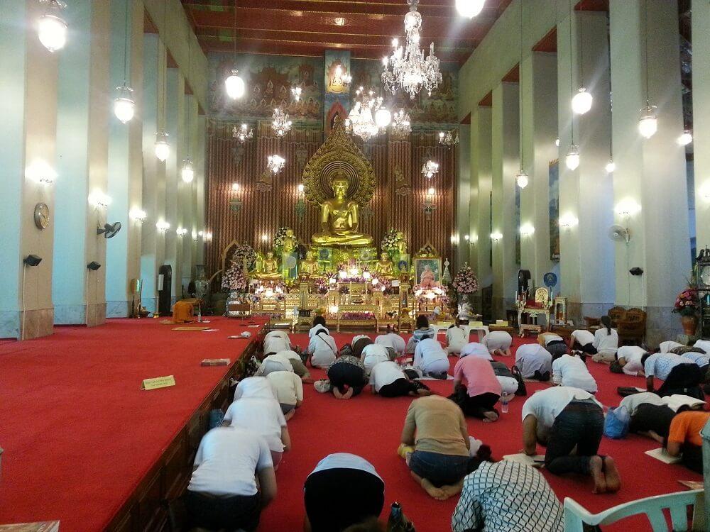 万仏祭(タイ)