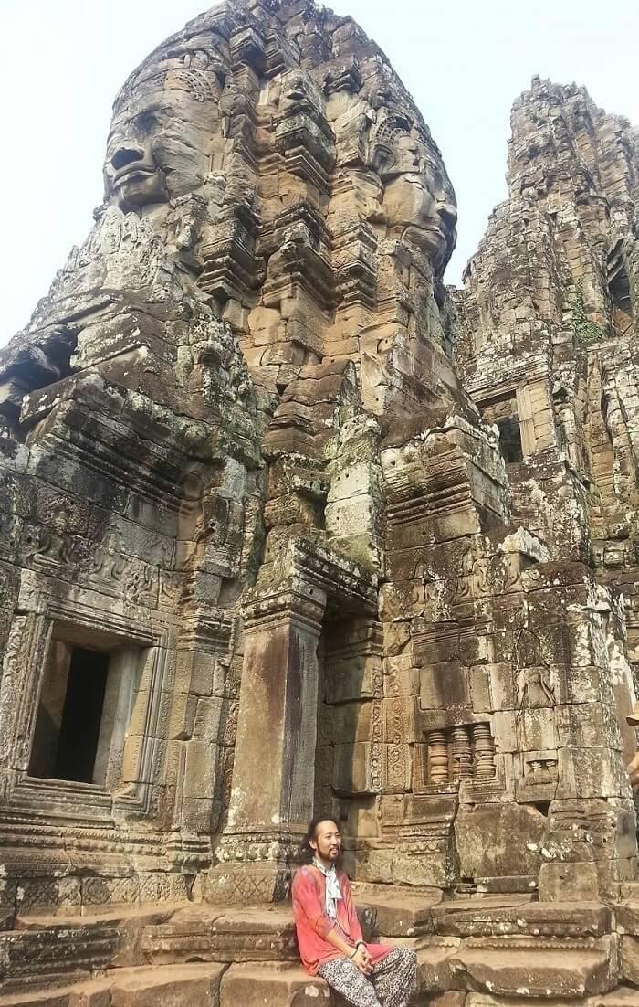 アンコールトム(カンボジア)