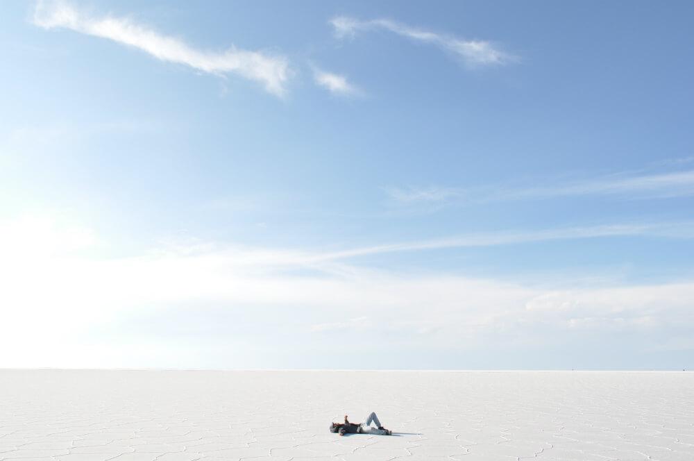 ウユニ塩湖にも行ってきた