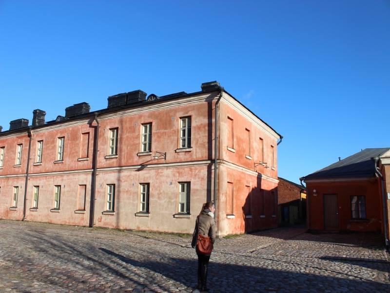 スオメリンナ要塞