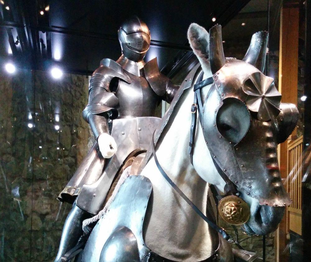 ヘンリ8世の鎧