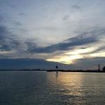 マラッカの海辺