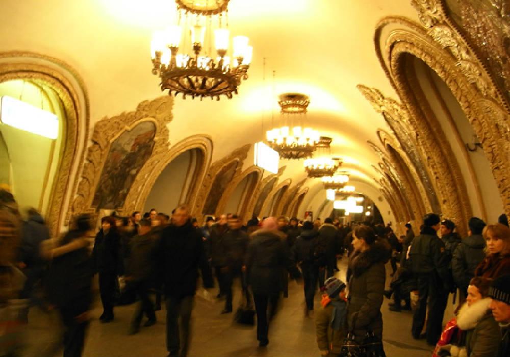 モスクワ_地下鉄
