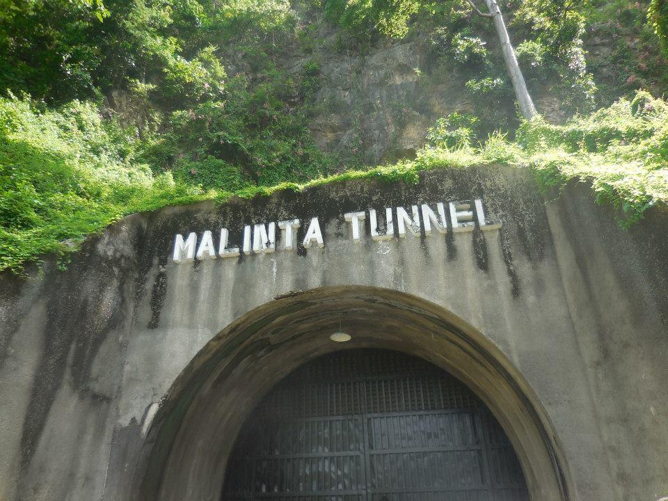 マリンタトンネル