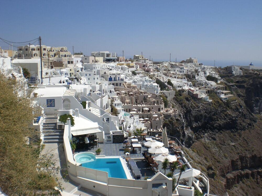 憧れのギリシャへ
