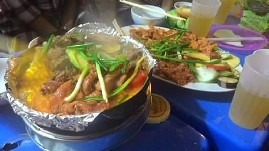 ベトナム風焼き肉