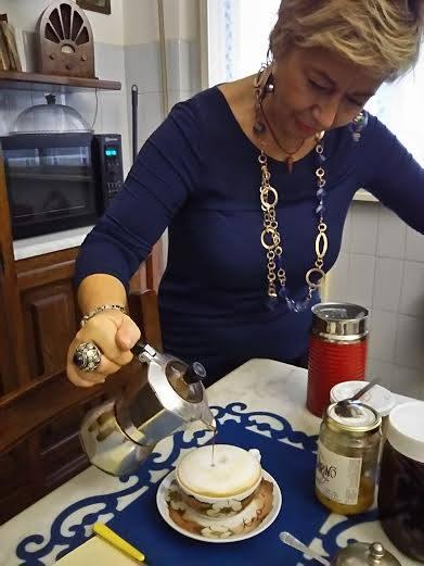 イタリア一般家庭の過ごし方