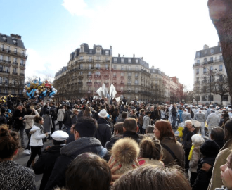 フランスのイベント『マルディ・グラ』