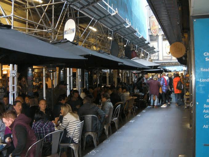 カフェの街メルボルン