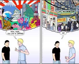 日本人が海外で聞かれる質問について