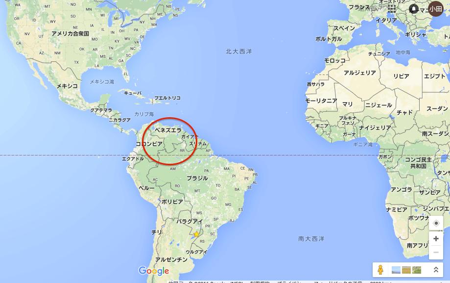 ベネズエラという国