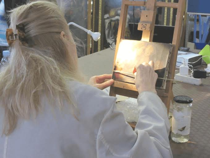 絵画・額の修復アトリエ