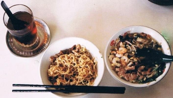 中華料理のうまさに驚き