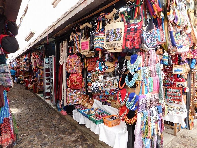 グアテマラのマーケットとマヤ文化について