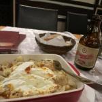ボスニアヘルツェゴビナ旅行での食事2