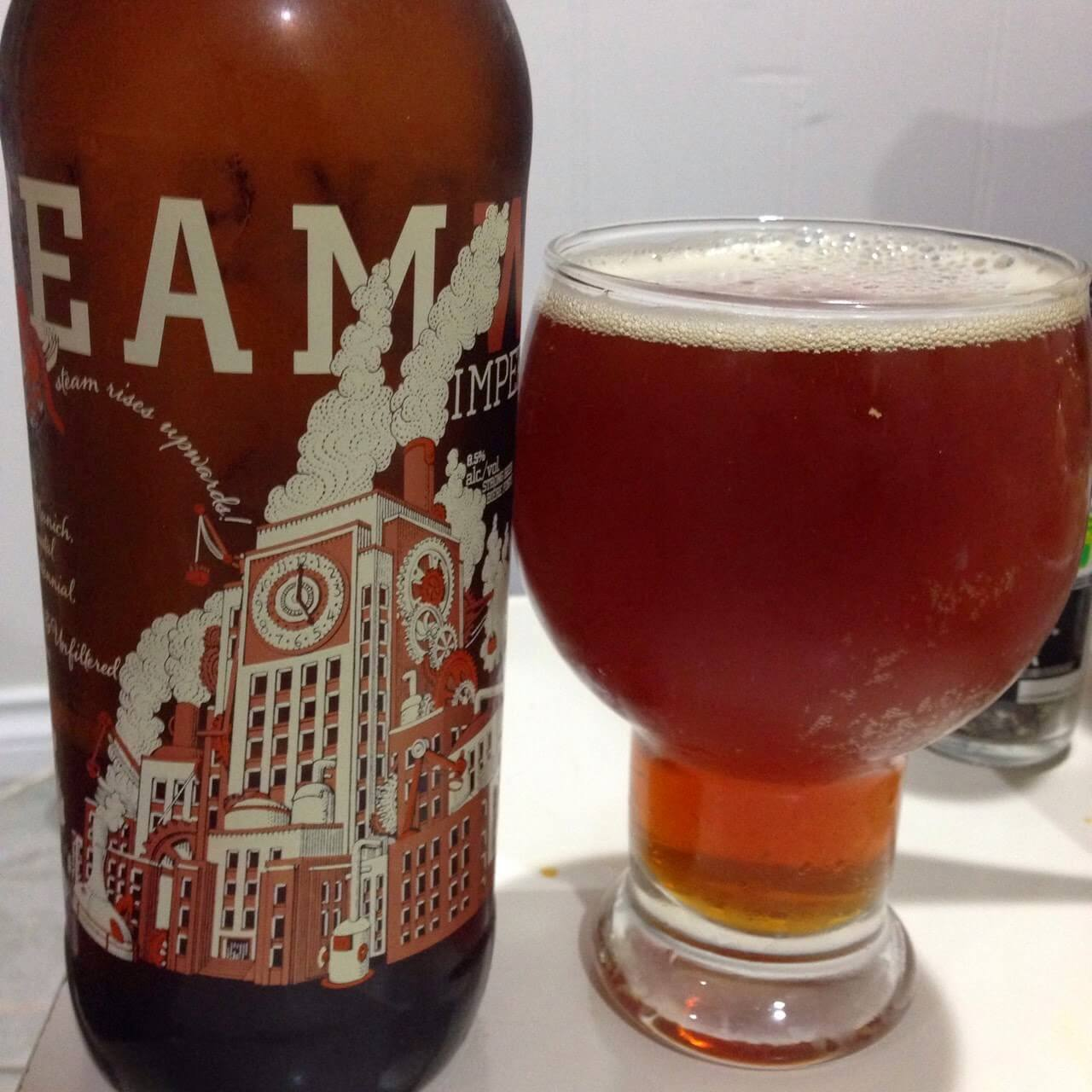 Steamworks Imperial Red Ale