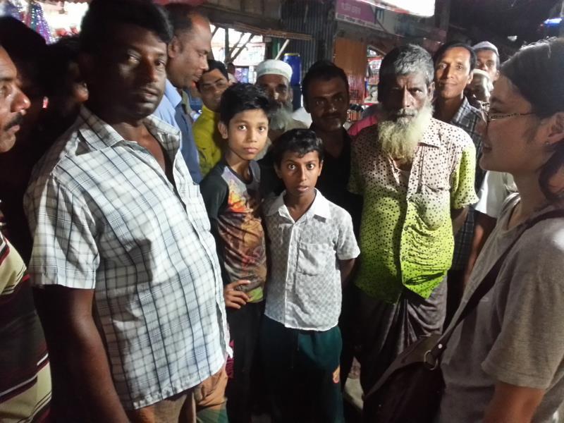 バングラデシュの治安について