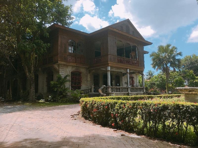 1. Balay Negrense House