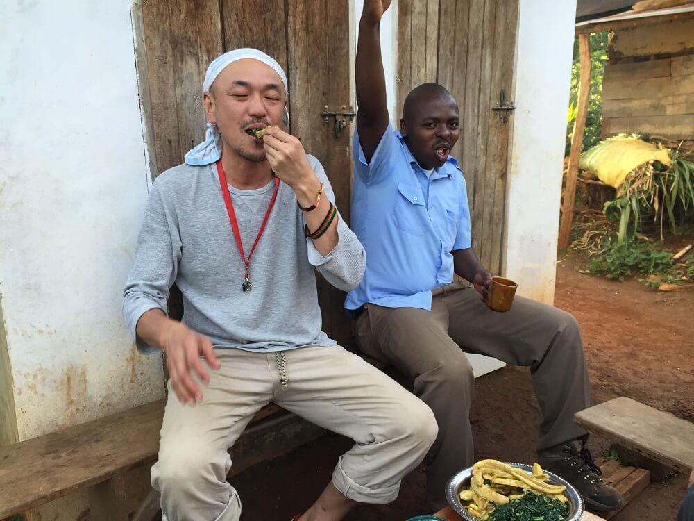 タンザニア人は生き生きしています