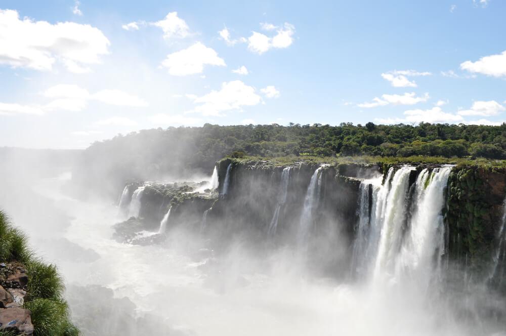 イグアスの滝①