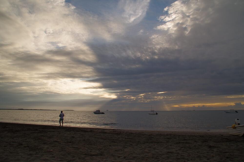 素敵なビーチ