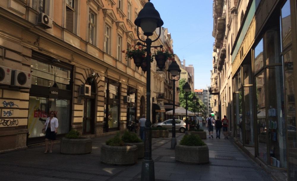 美人女性の多い国として有名な東欧のセルビアに行ってきました