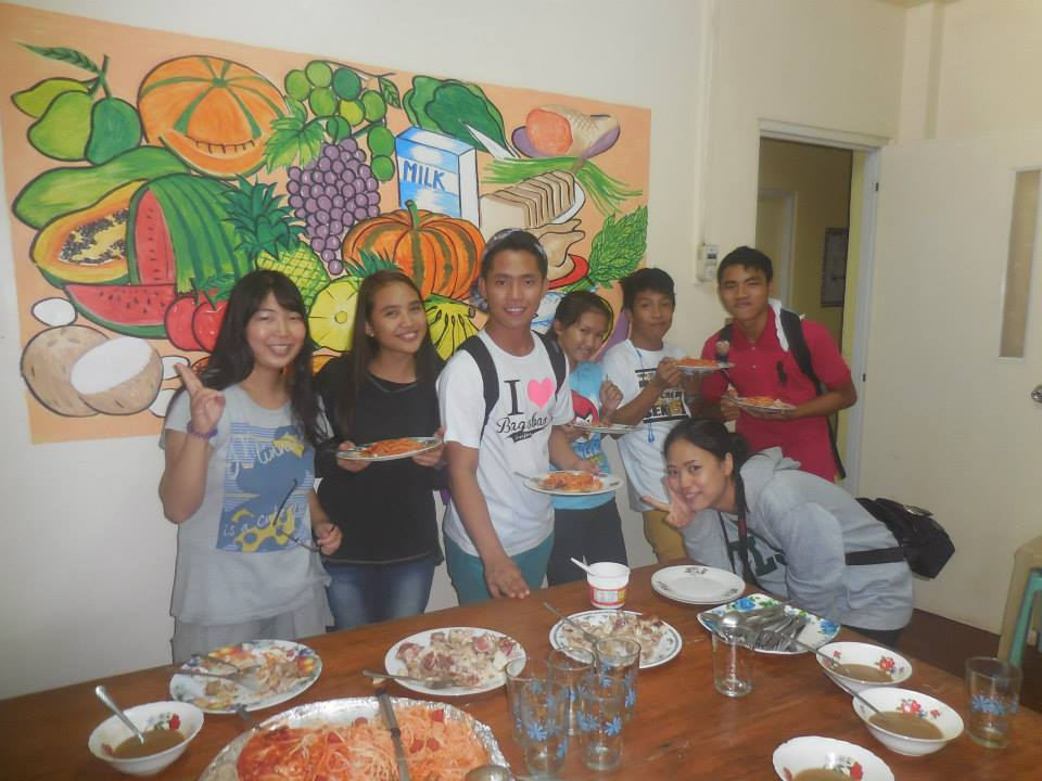 青年海外協力隊の活動参加