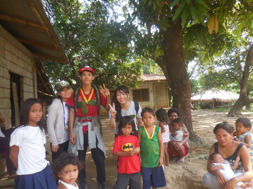 スービック〜フィリピン最古民族のアイタ族の村