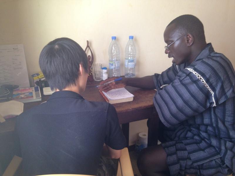アフリカで一番フランス語教育がアツい国!