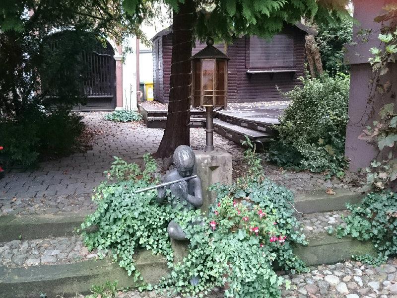 銀細工職人の町:アウグスブルグ
