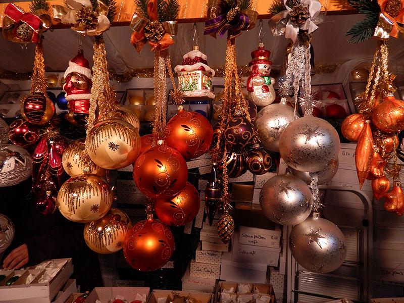アウグスブルグのクリスマスマーケット