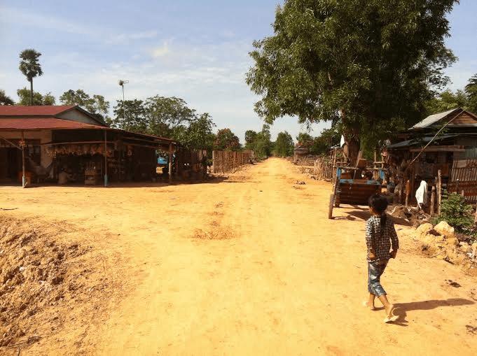 カンボジアの村でホームステイをして考えさせられた本当の豊かさとは