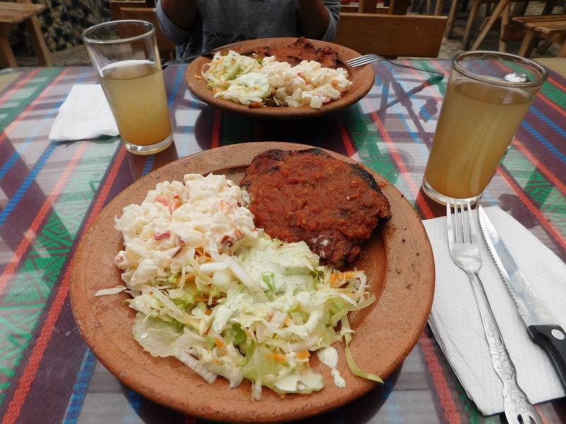グアテマラの食べ物