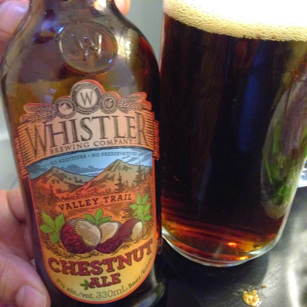 Whistler Valley Trail Chestnut Ale