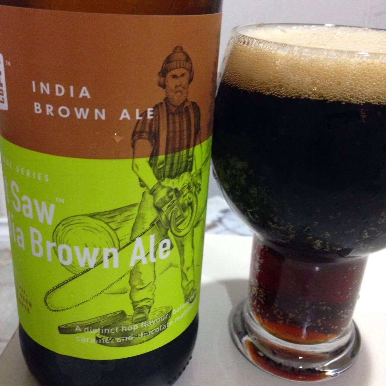 Fernie India Brown Ale