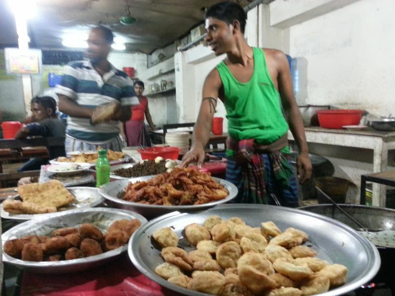 バングラデシュの食事について
