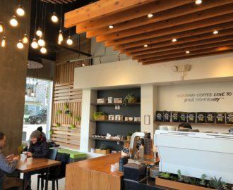 バンクーバーおすすめのカフェ5選_Pallet Coffee Roasters