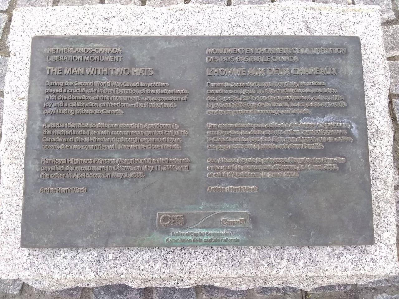 オランダ公国とカナダの友好の歴史